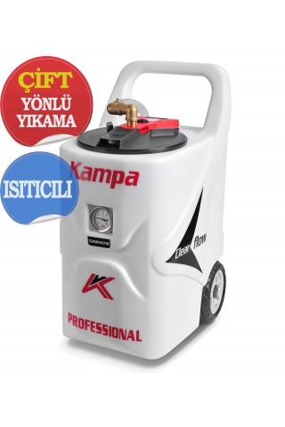 Kampa Pro-4 Core Cleaning Machine | Two-Way| Heater Equipped